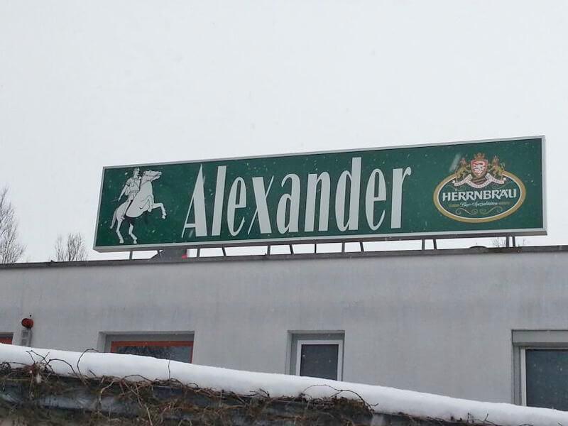 Alexander - StauferStubn Leuchtreklamen (4)