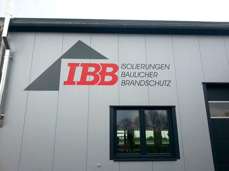 IBB Fassade