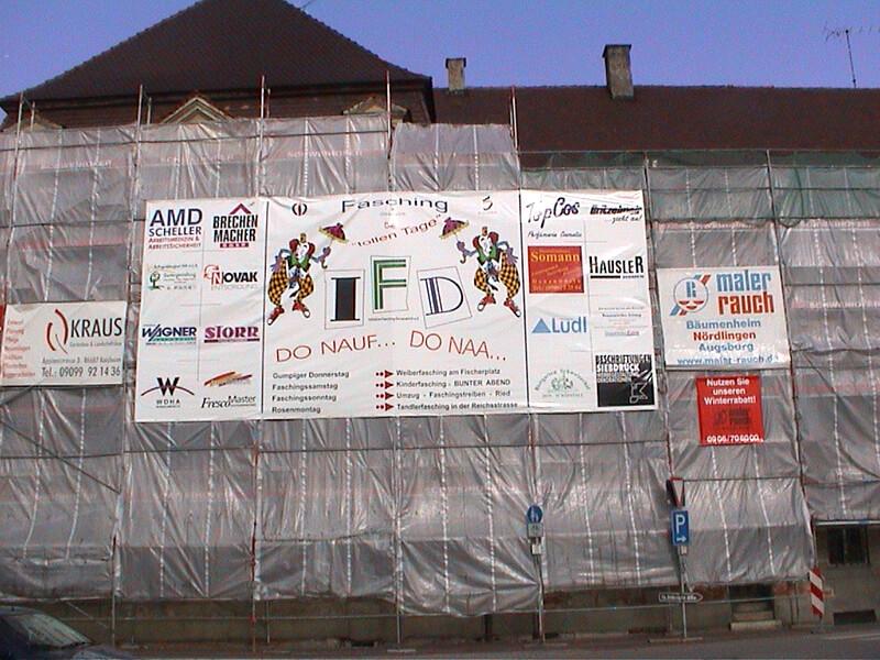 IFD Plakat