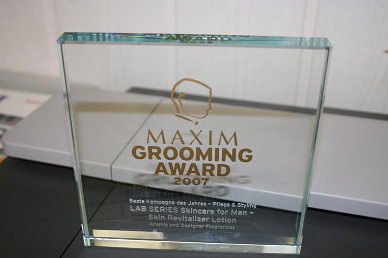 Maxim Groowing Award (3)