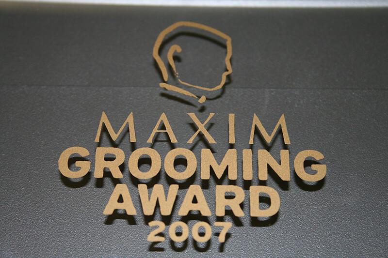 Maxim Groowing Award (5)