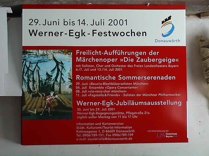 Werner-Egk Tafel 1